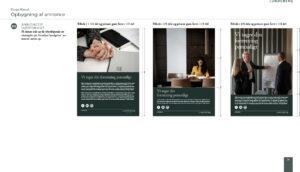 Lundgrens Visual Identity YNOTBOB Graphic Design – Grafisk Design
