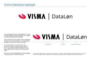 DataLøn Design Manual – Visual Identity YNOTBOB Graphic Design – Grafisk Design